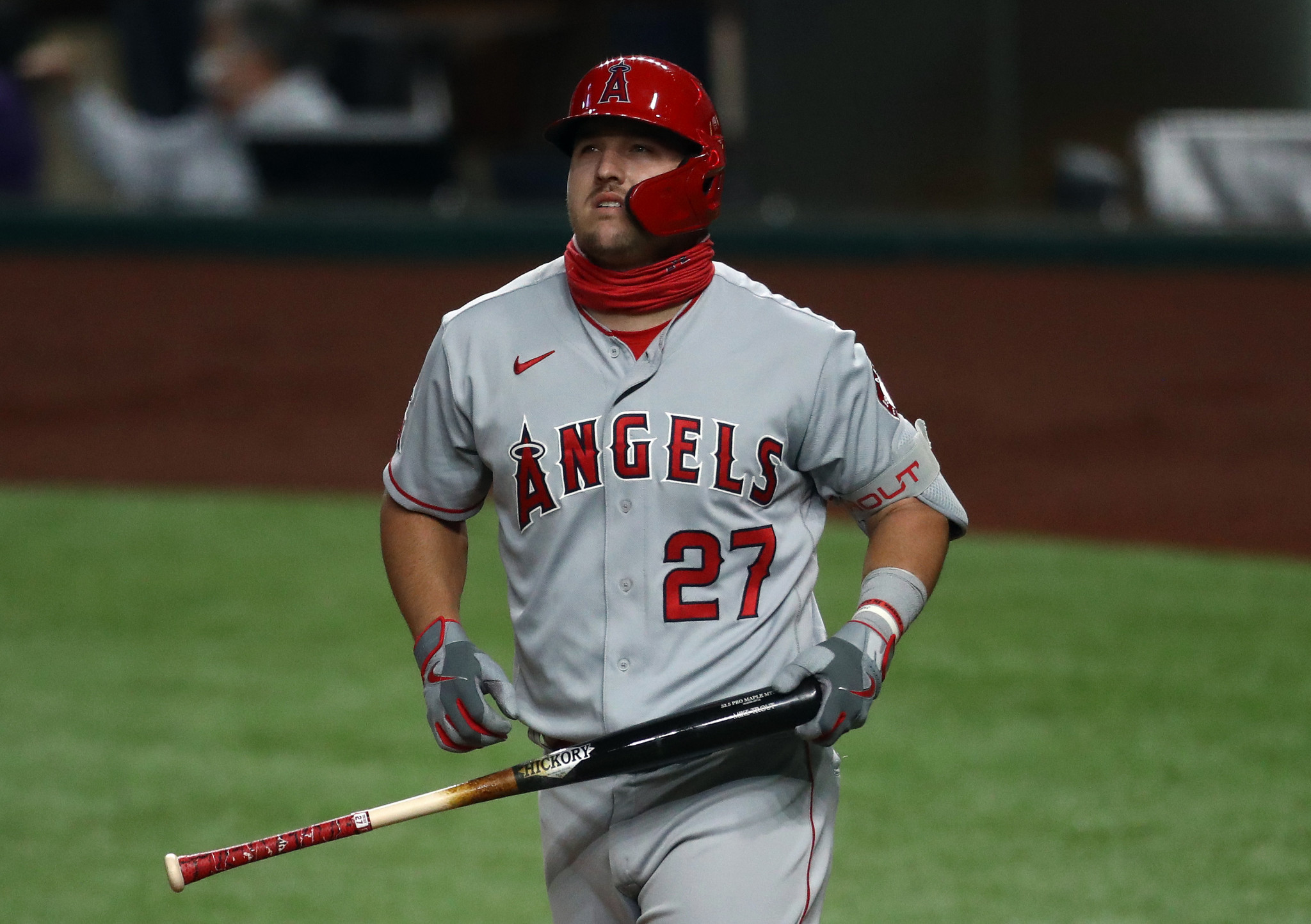 Trout rookie baseball card becomes highest-price trading card ever