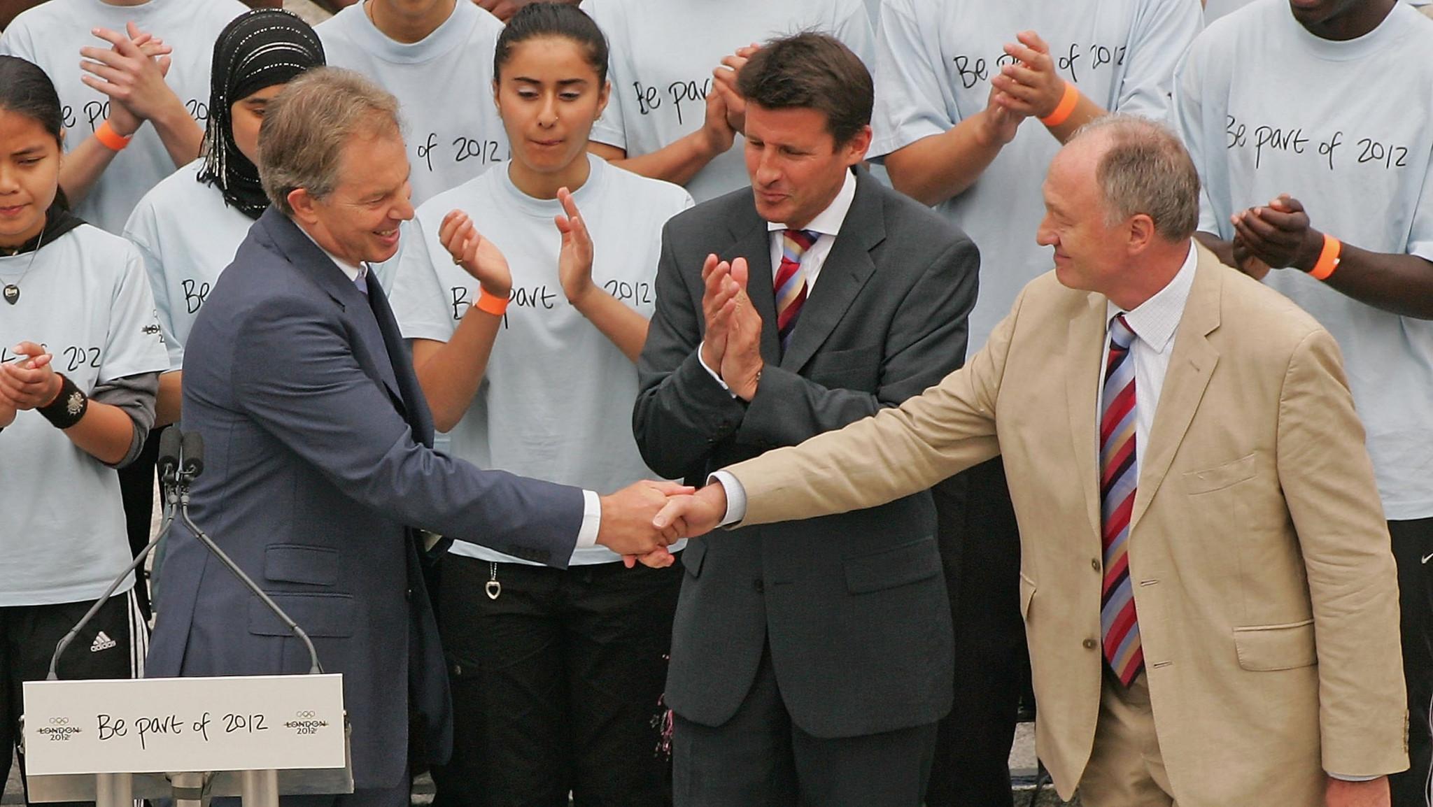London 2012 legacy discussed as bid team members reunited for radio show