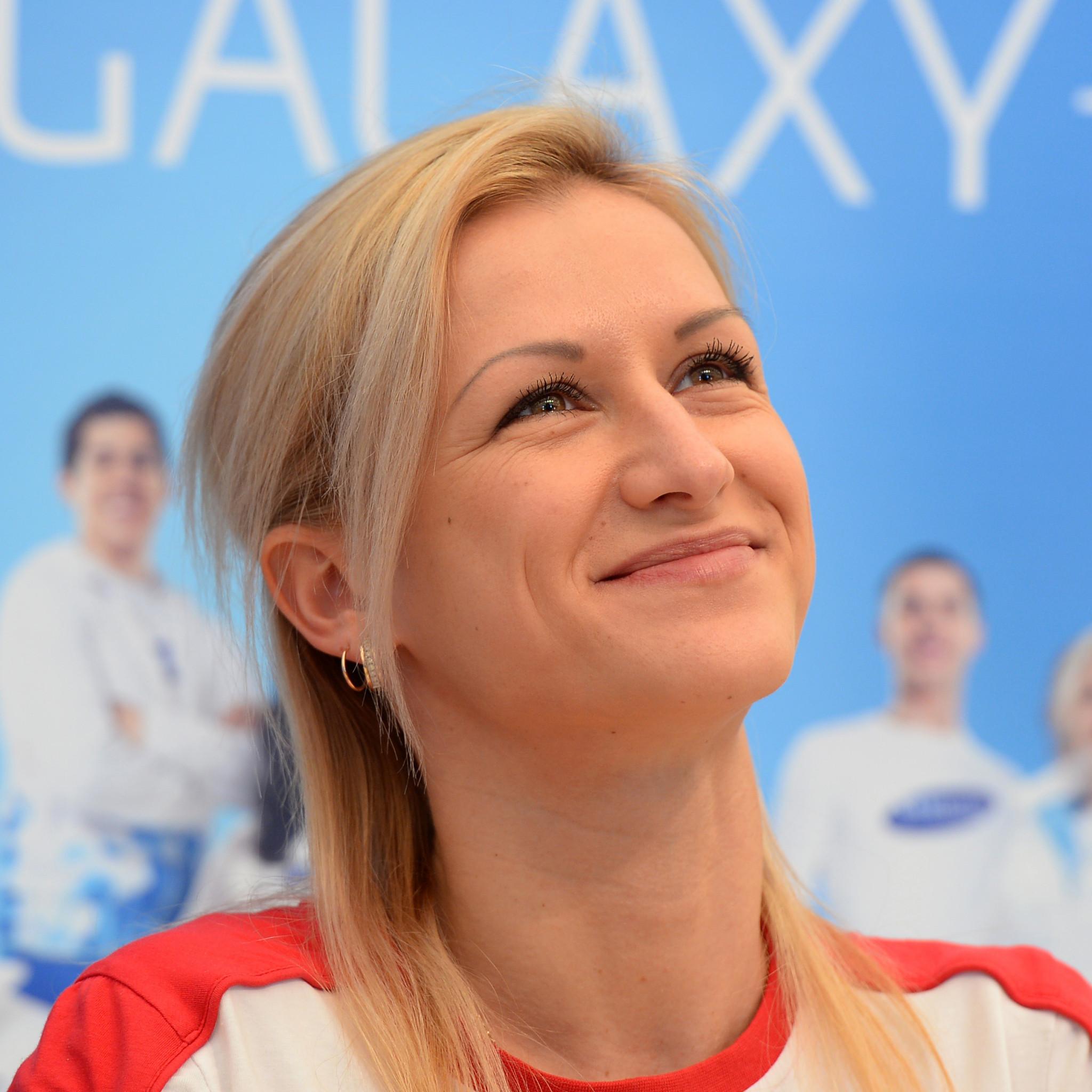 Tatiana Volosozhar