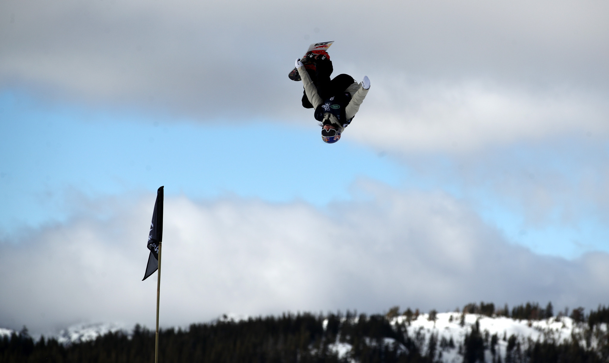 Katie Ormerod is the reigning women's overall World Cup slopestyle champion ©Getty Images