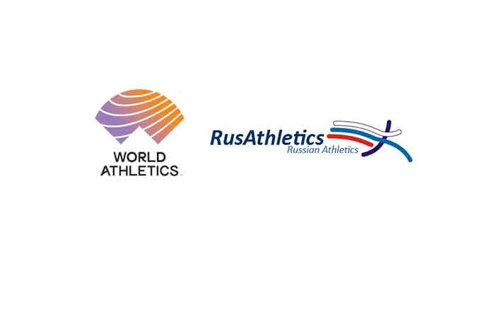 An updated roadmap has been sent to World Athletics by the Russian Athletics Federation as they continue to seek reinstatement ©World Athletics and Russian Athletics Federation
