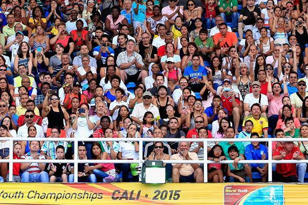 Cali announced as host of 2022 World Athletics U20 Championships