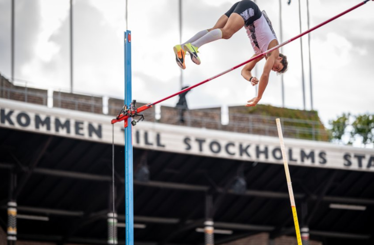 Duplantis seeking 12th win in a row at pole vault-only Lausanne Diamond League