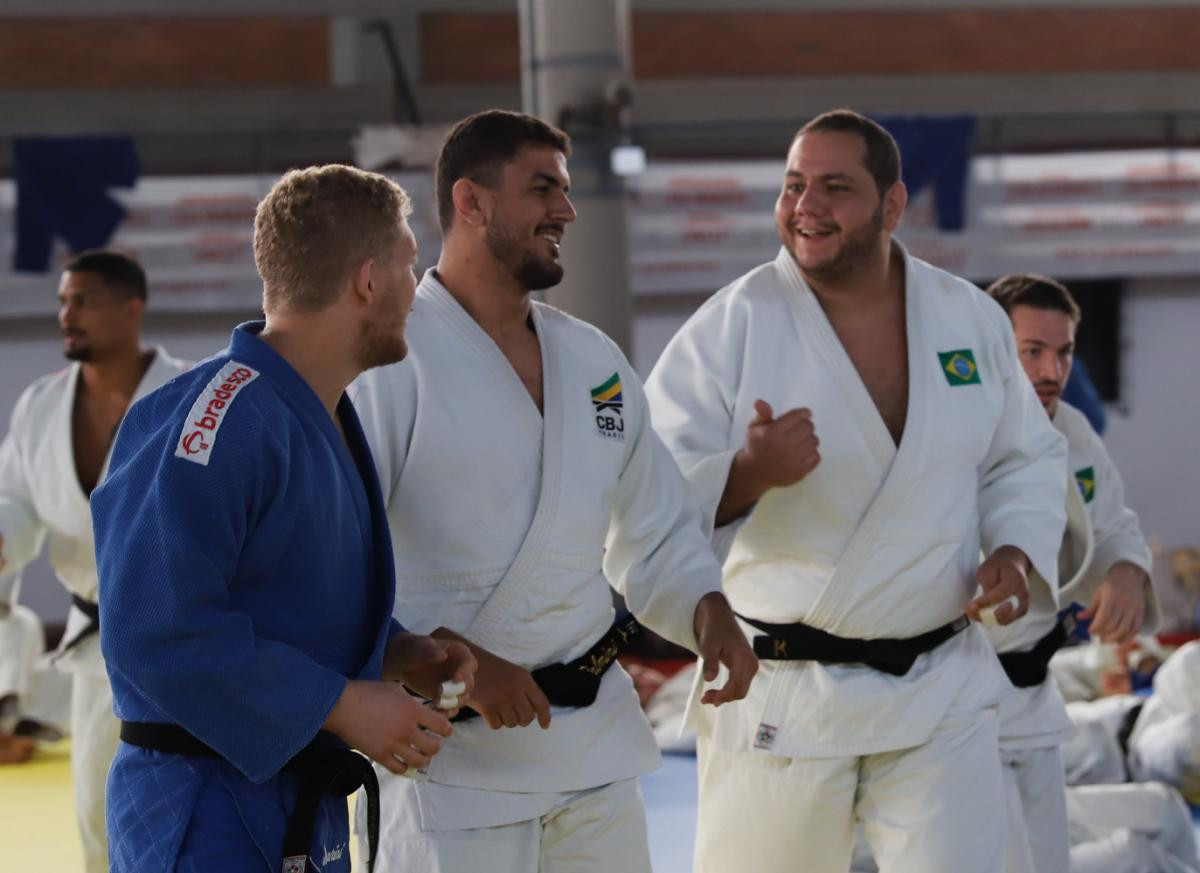 COB confirm Brazilian judoka to remain in Portugal for another month