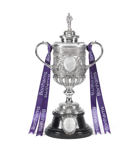 Historic FA Cup trophy could fetch nearly £1 million at auction