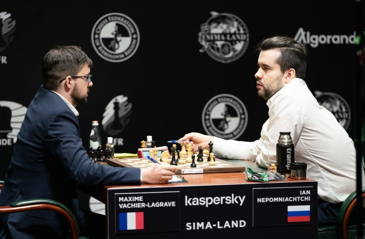 """Tbilisi among """"several"""" cities on stand-by to host FIDE Candidates Tournament"""