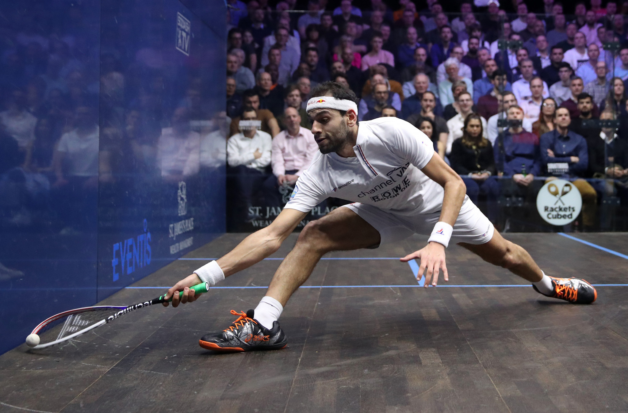 El Shorbagy leads Manchester Open field but opts out of Cairo event
