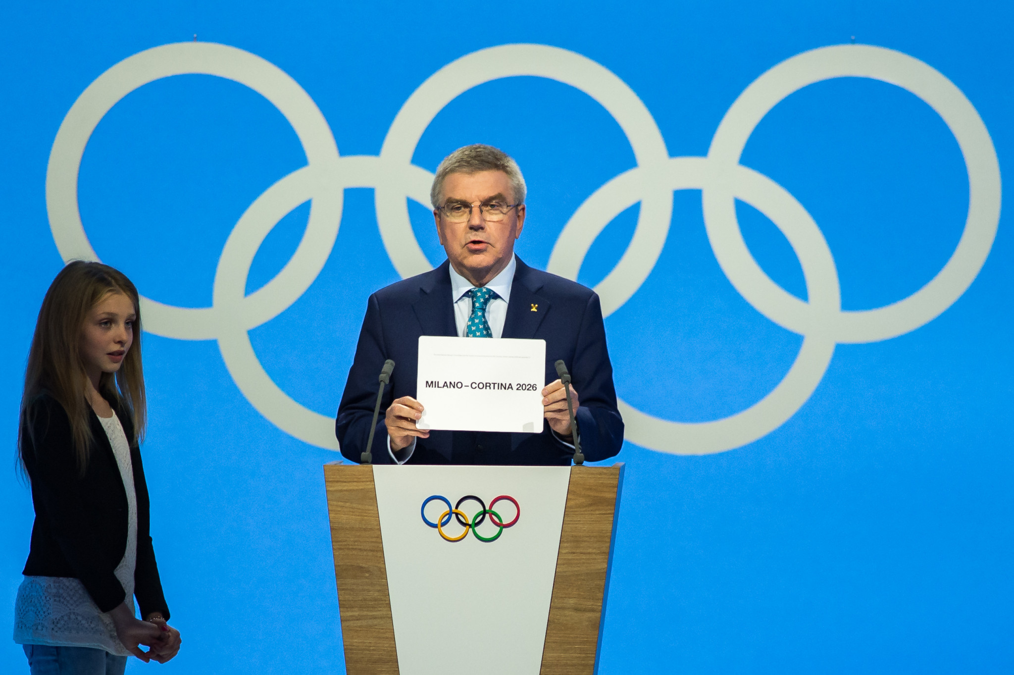 An academic paper has called on the IOC to cover 10 per cent of any cost overruns for the Olympic Games ©Getty Images