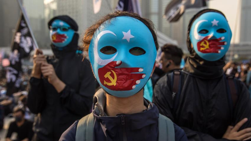 Muslims in the Chinese province of Xinjiang have reportedly been taken to