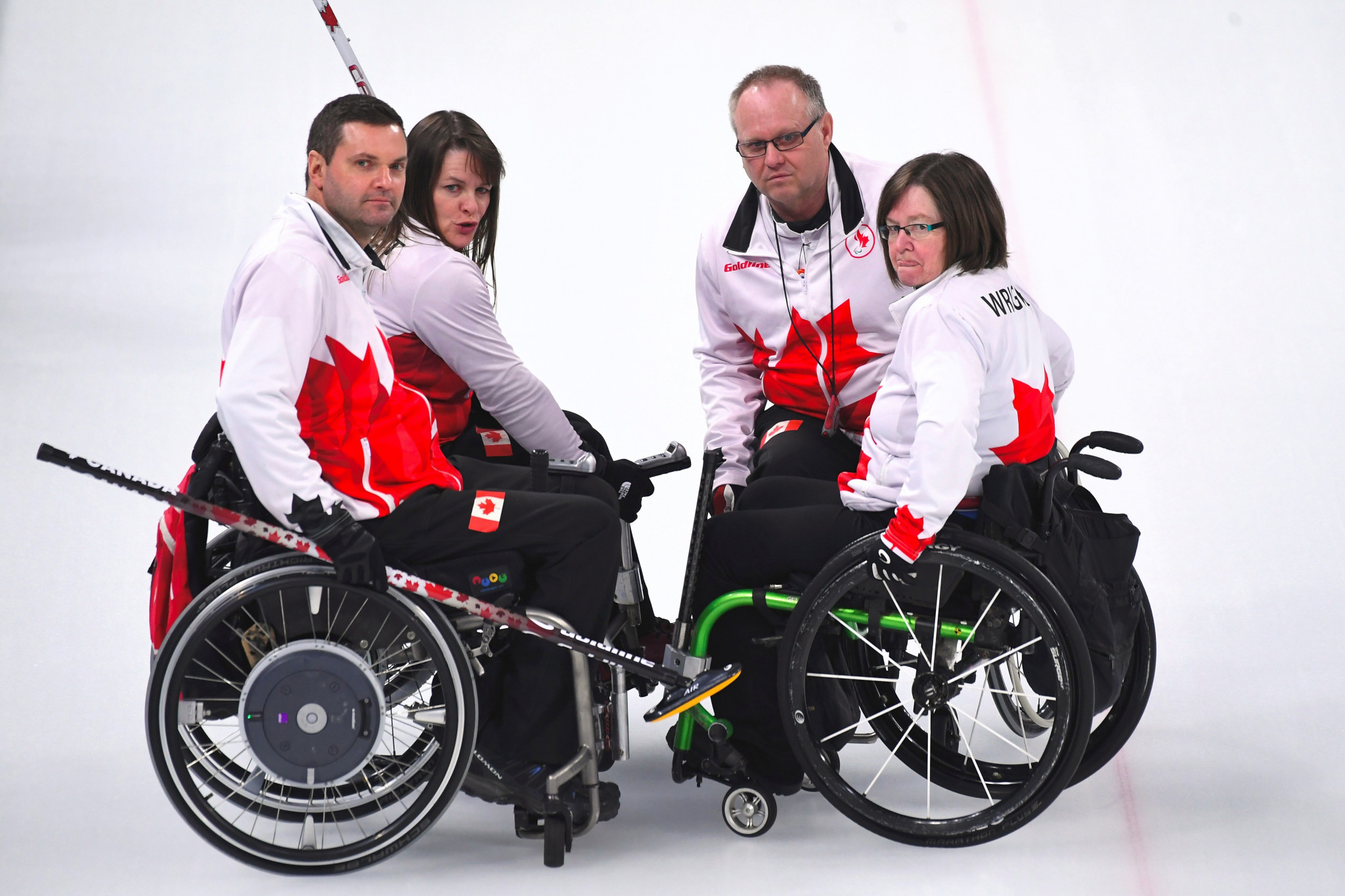 The Canadian Wheelchair Championships have been cancelled for the second straight year ©Getty Images