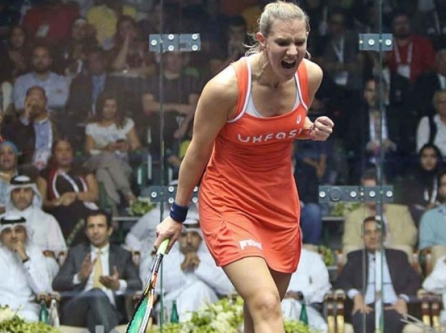 Massaro claims number one spot for first time as Elshorbagy returns to summit of PSA rankings