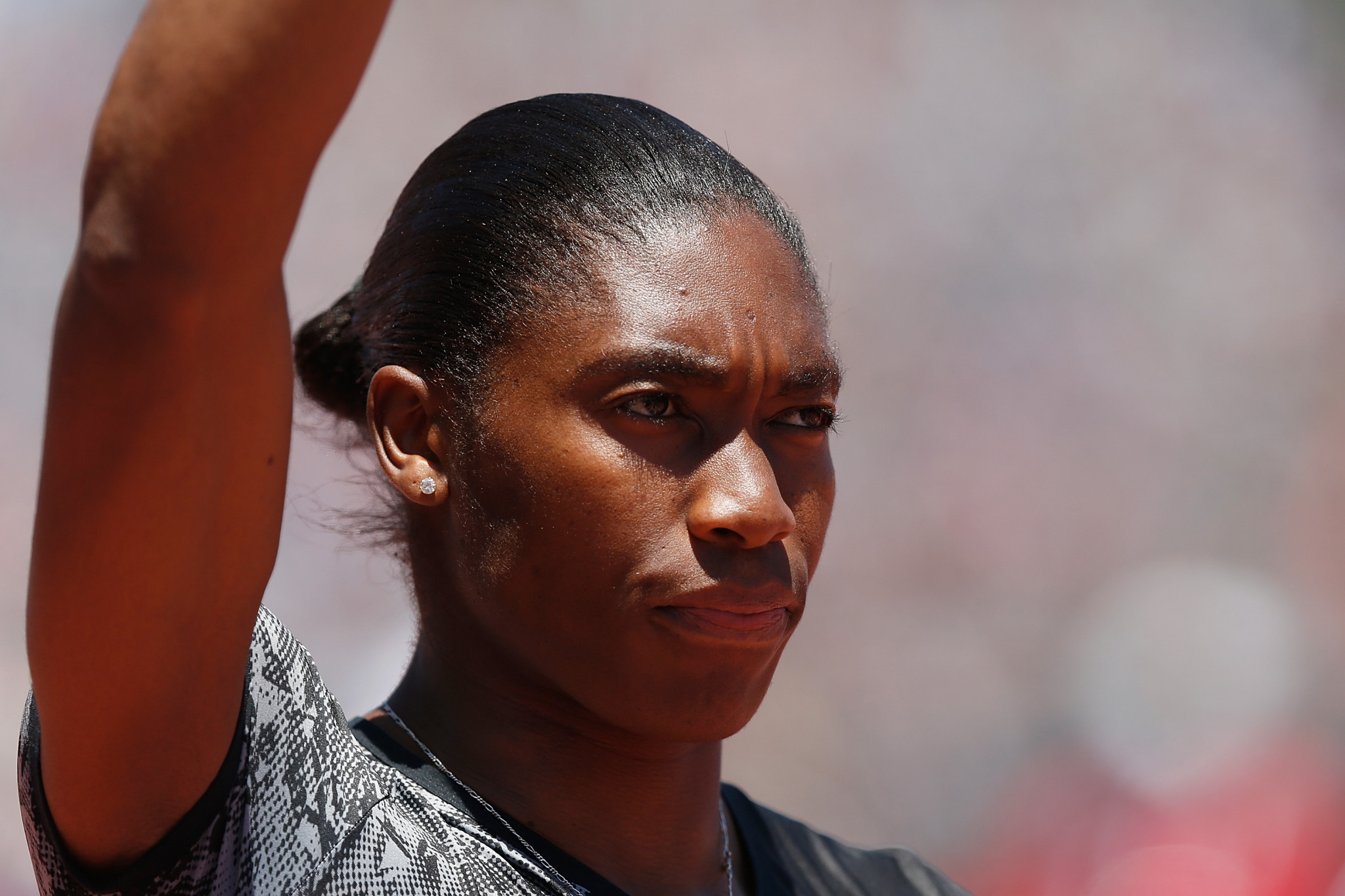 The South African Government has backed athlete Caster Semenya ©Getty Images