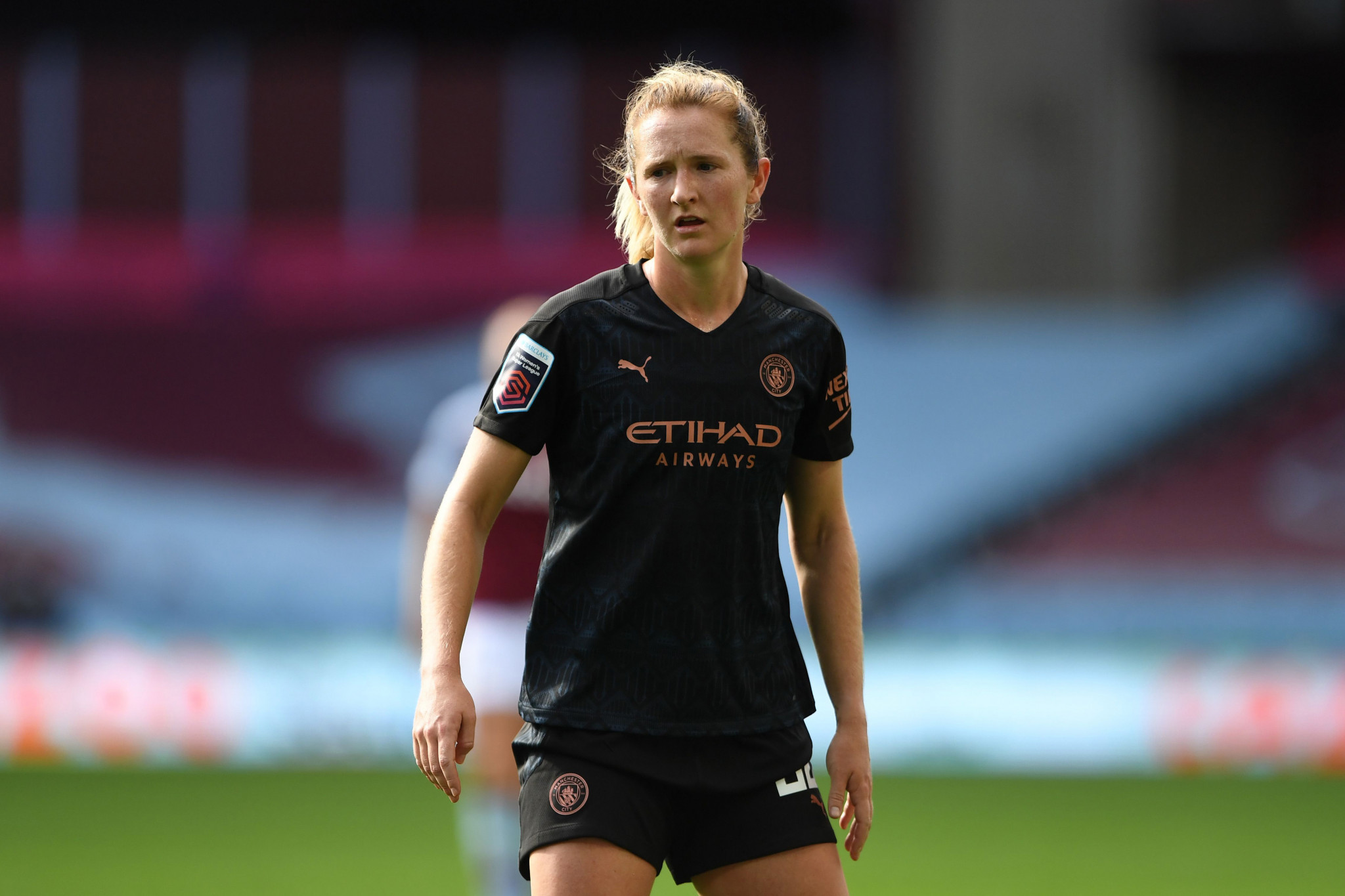 Sam Mewis is one of several American football players to sign for a FA Women's Super League team this season ©Getty Images