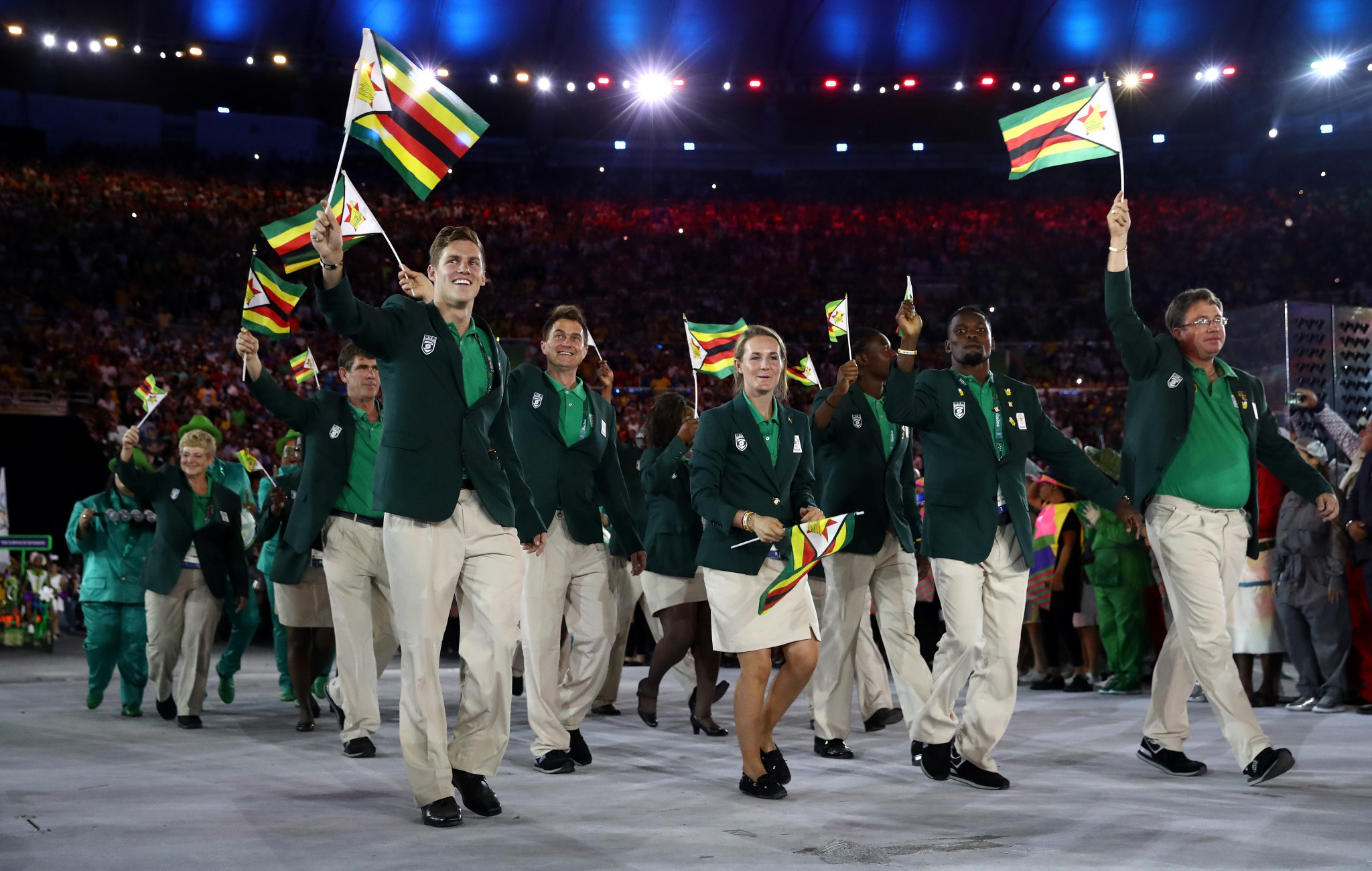 More than 2,000 athletes apply for Zimbabwean Government's COVID-19 relief fund