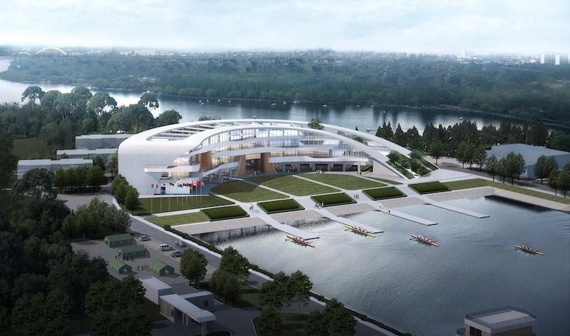 Rowing venue to be revamped ahead of Chengdu 2021