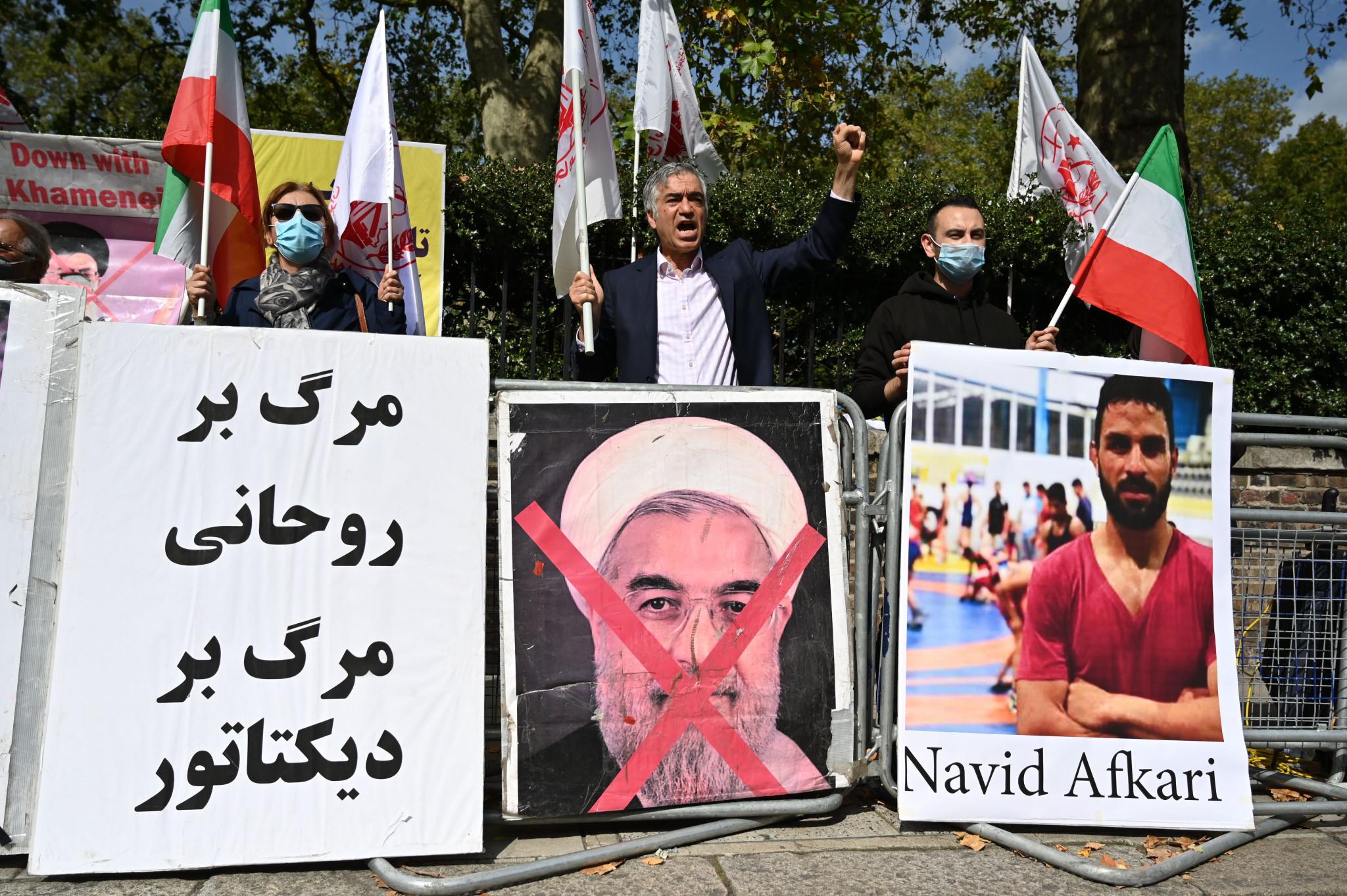 Iran summons German Ambassador over tweets criticising execution of wrestling champion Afkari