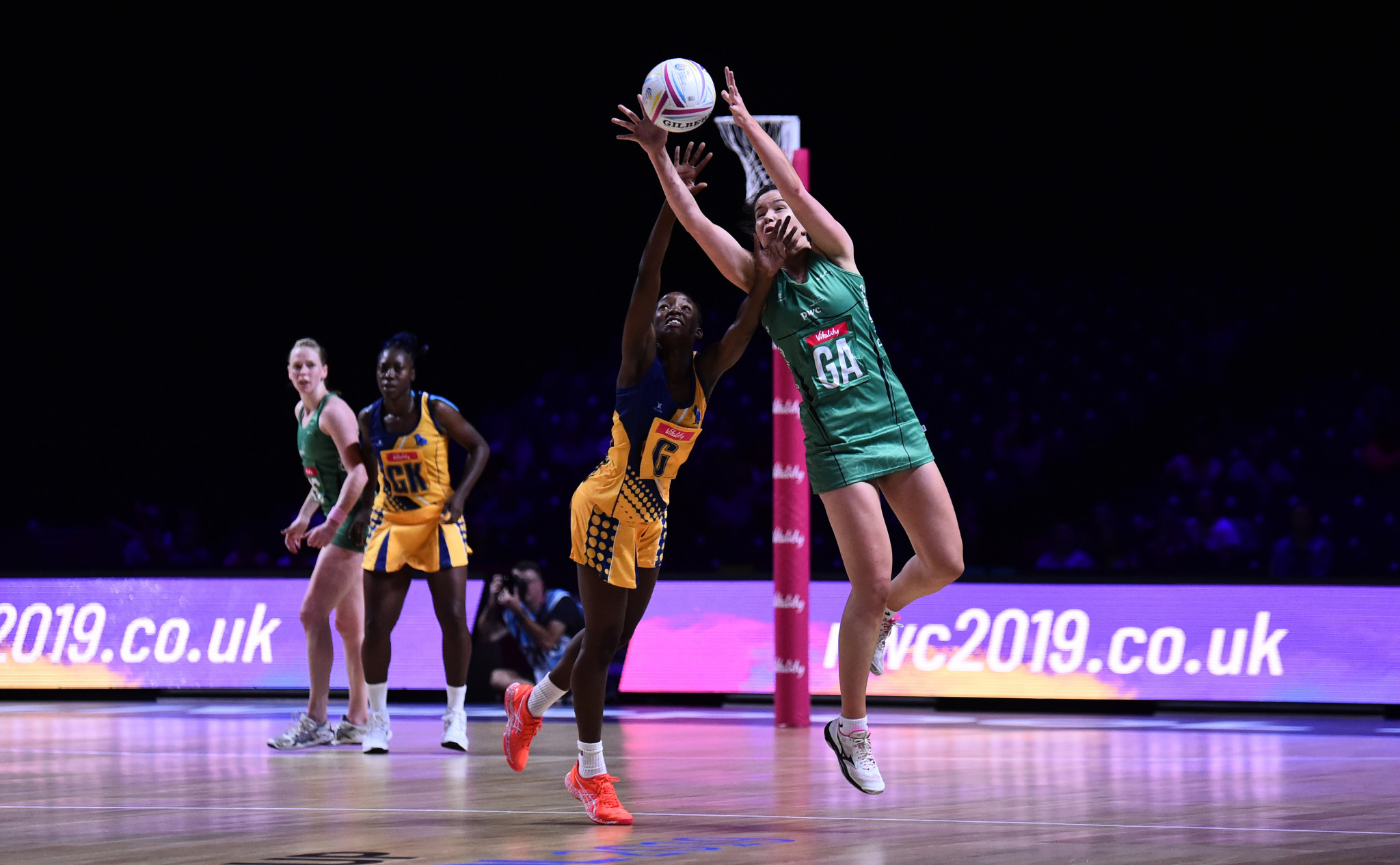 """Northern Ireland aiming to become a """"top eight"""" netball nation"""