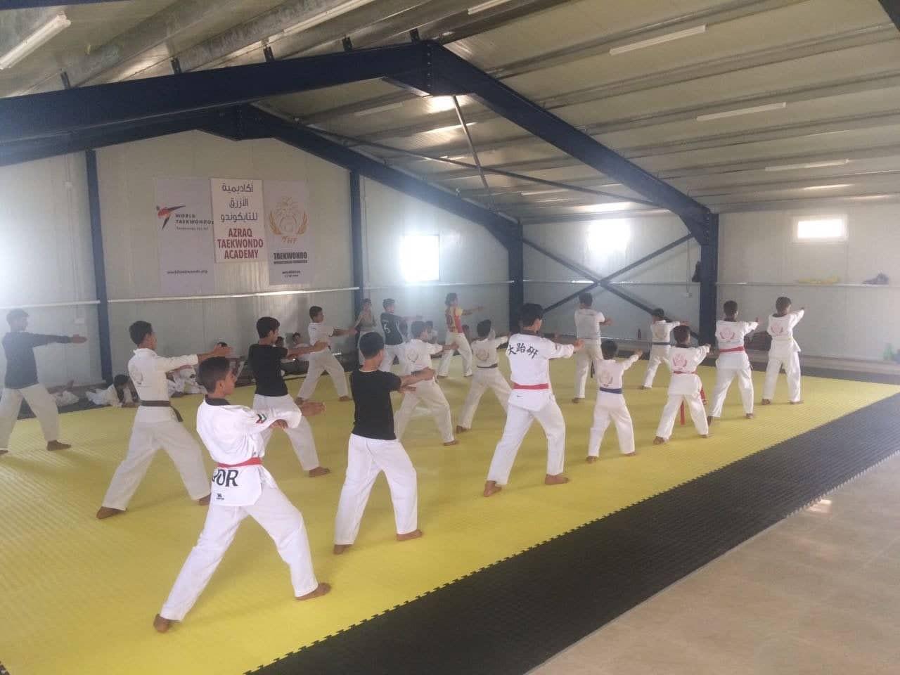 Taekwondo Humanitarian Foundation receives certificate from Korean Sports Minister