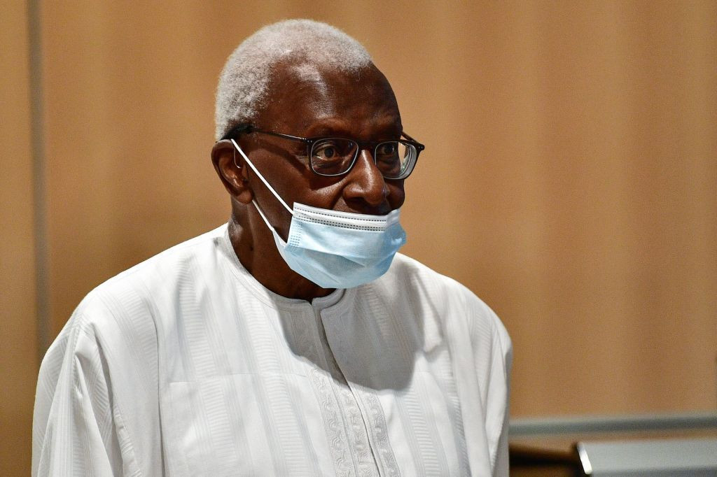 Former IAAF President Diack found guilty of corruption by French court