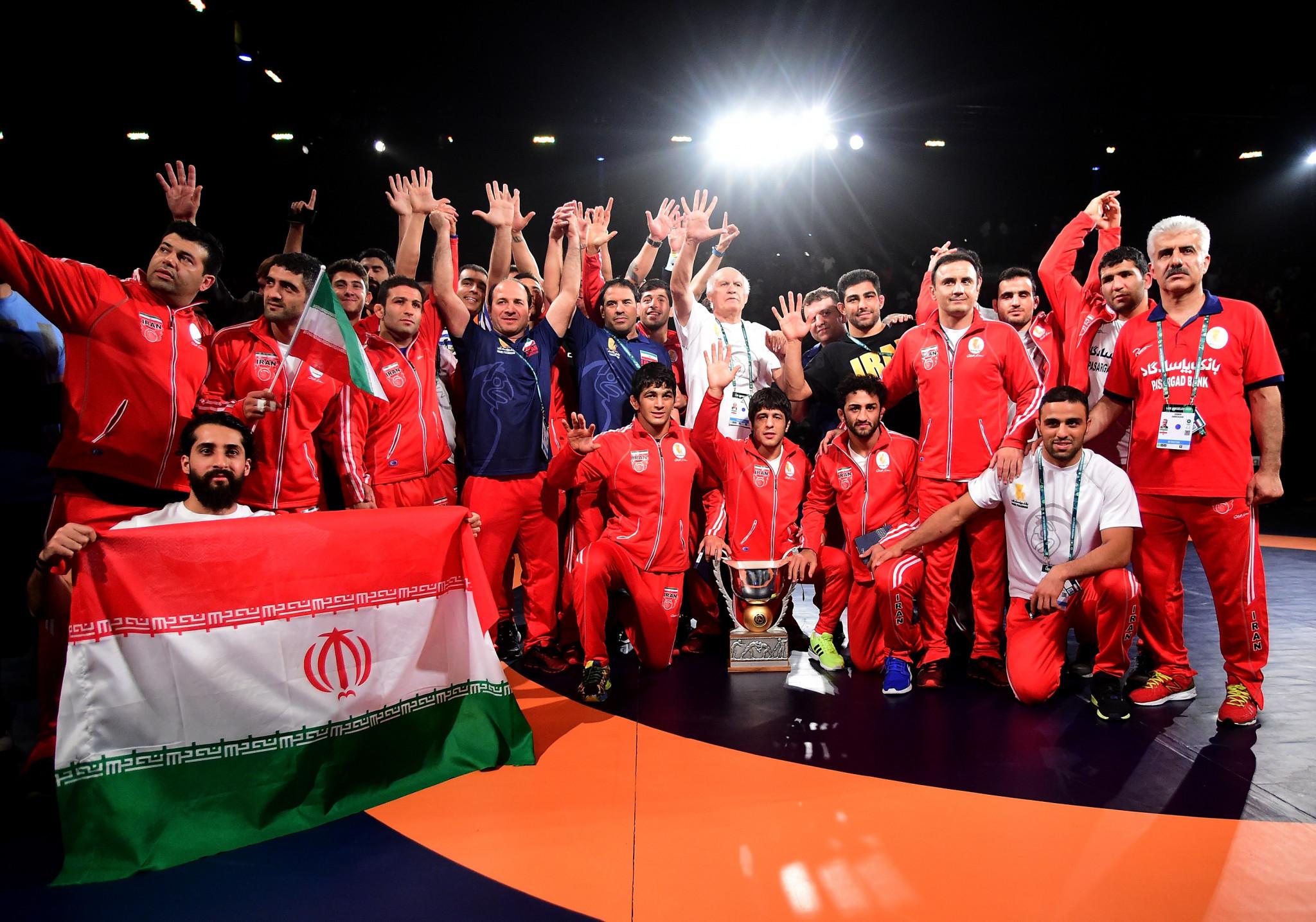 United World Wrestling suggests Iran suspension over Afkari execution unlikely