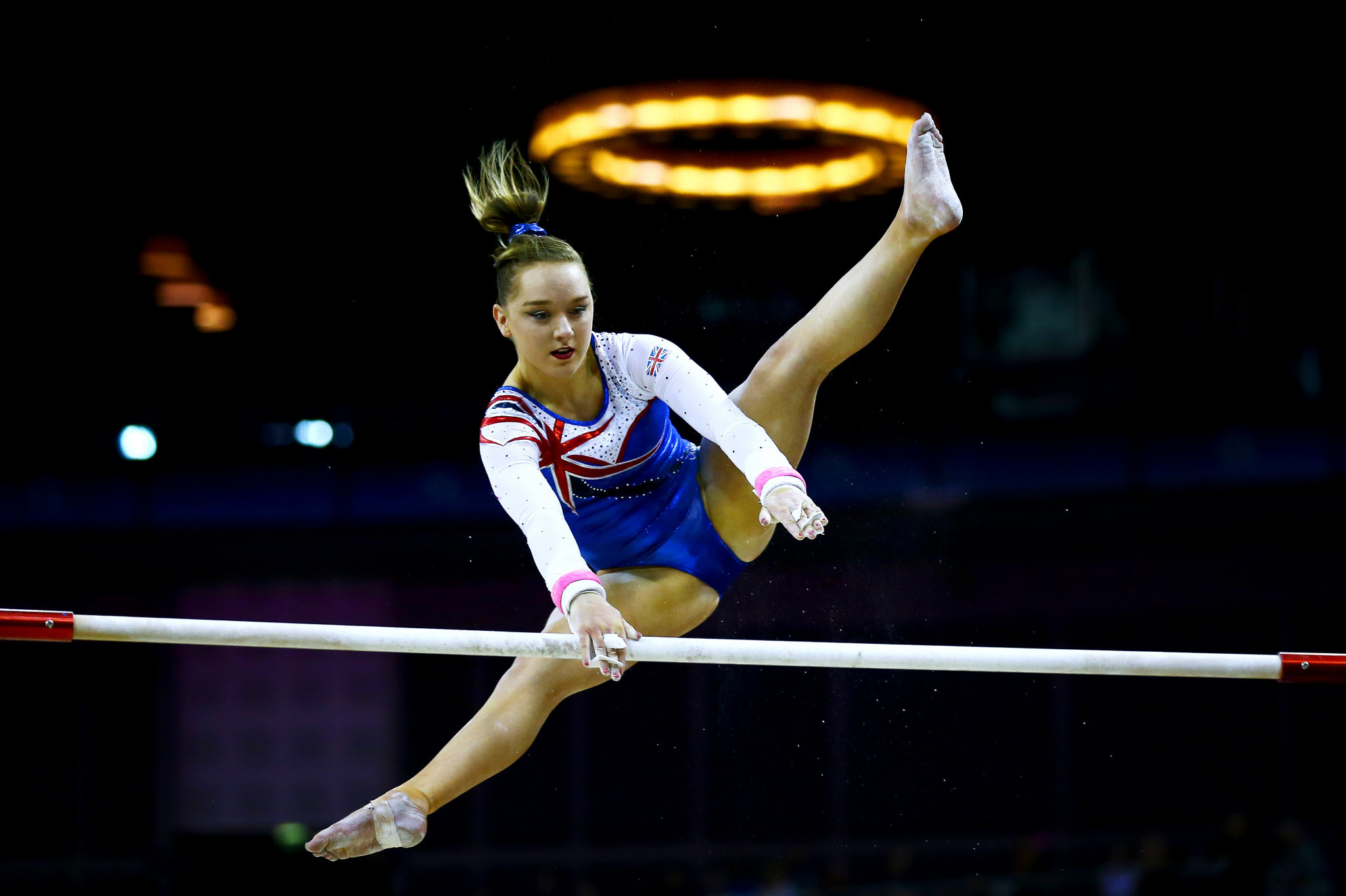 Amy Tinkler has been one of the loudest voices during the gymnastics abuse scandals ©Getty Images