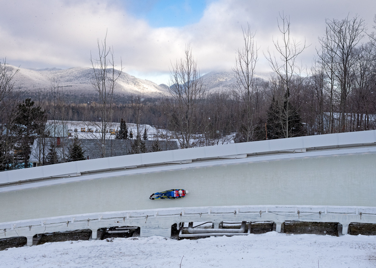 The Luge World Cup event in Lake Placid has been moved to Oberhof ©FIL