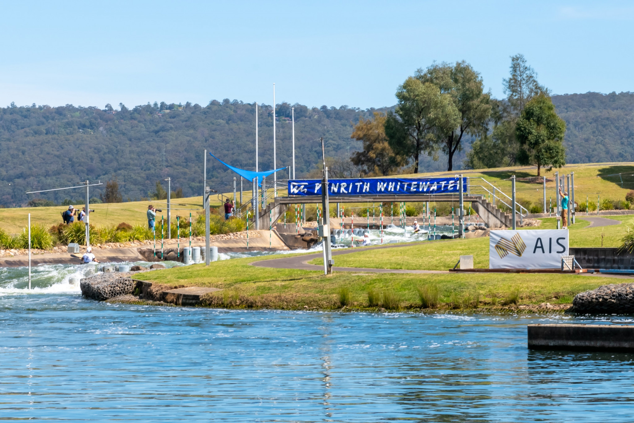 Work will be carried out to transform the venue ©Paddle Australia