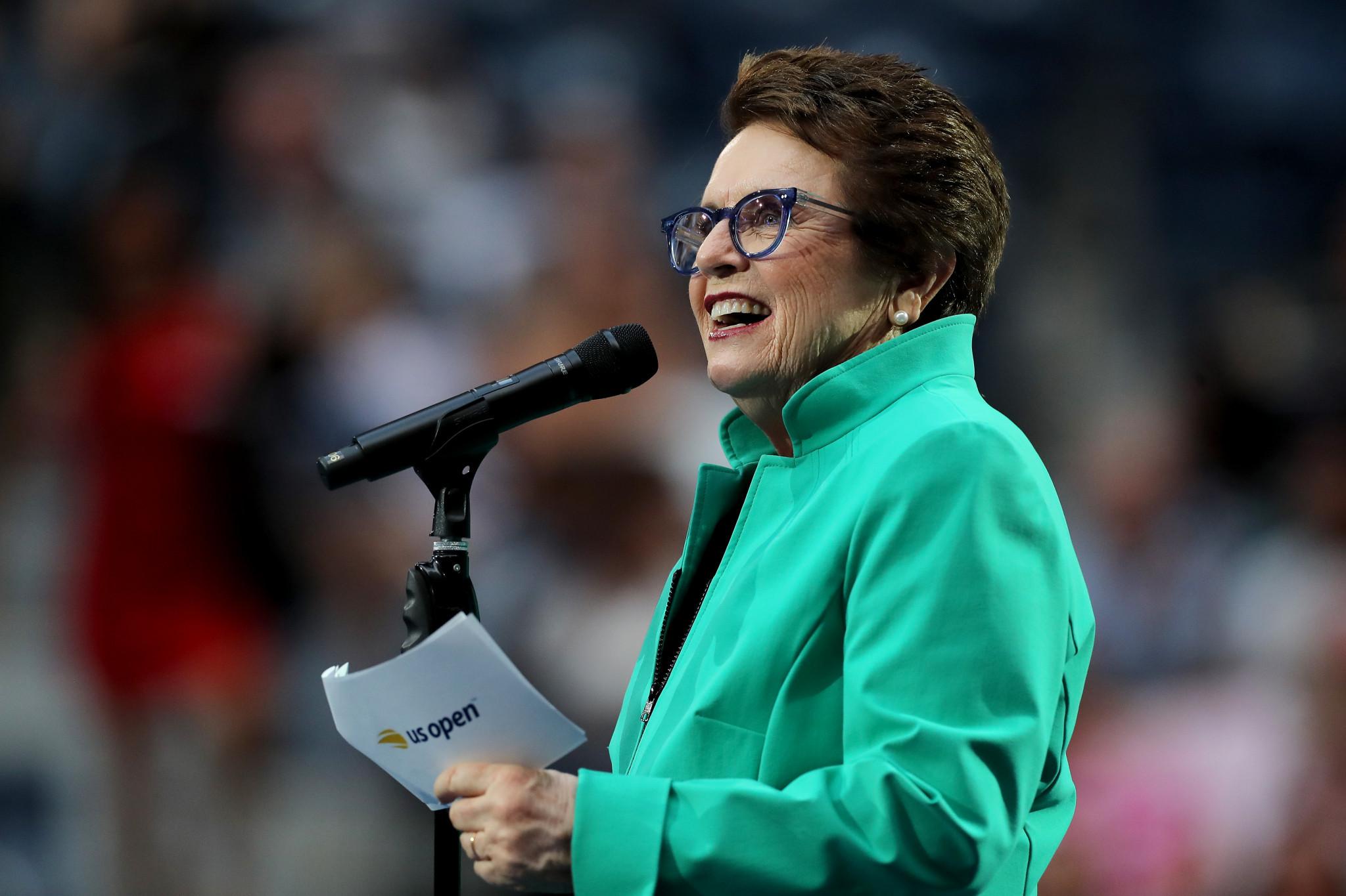 "Fed Cup renamed Billie Jean King Cup in bid to boost ""global identity"""