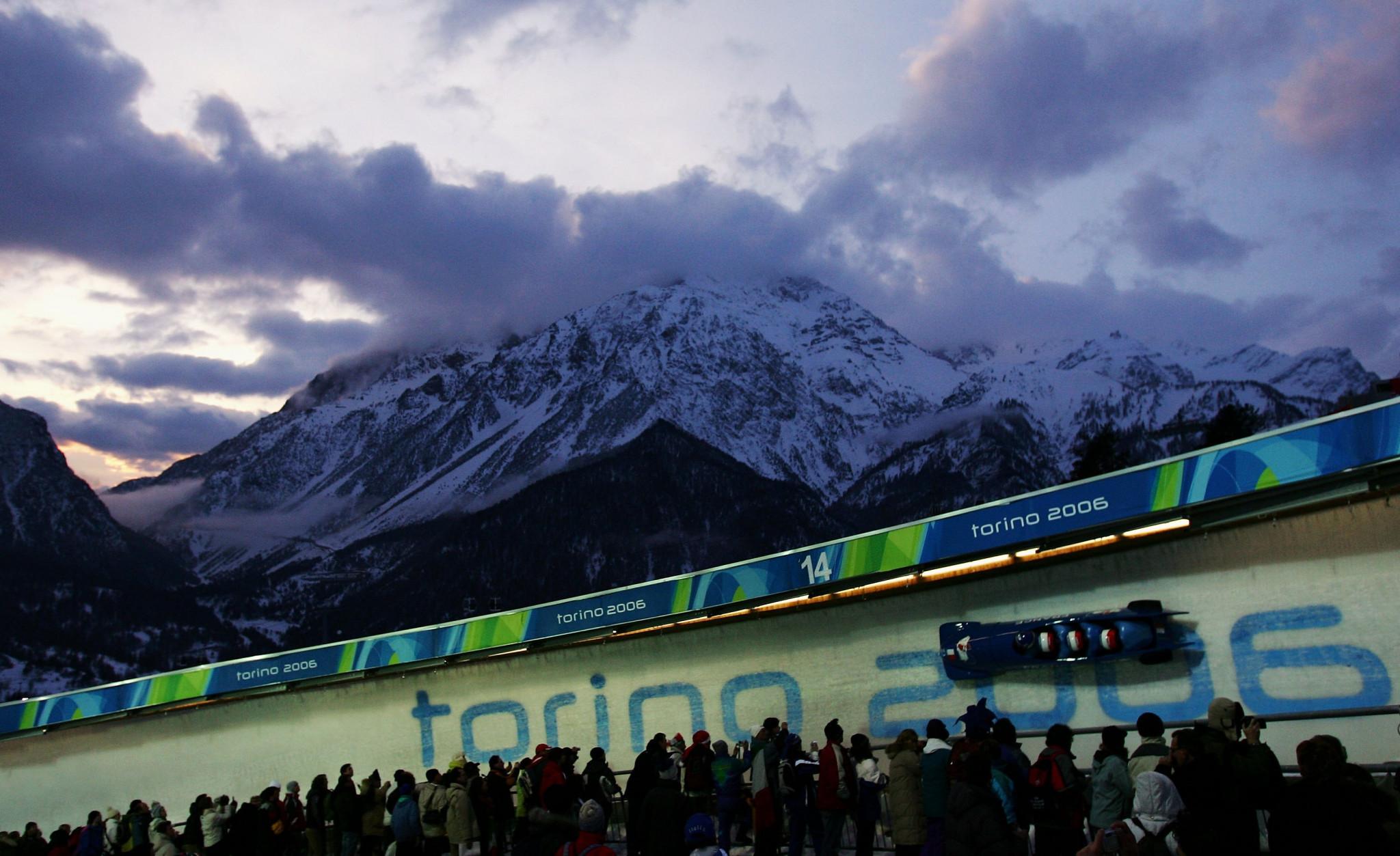 Italy's national teams to train at Turin 2006 sliding venue ahead of new season