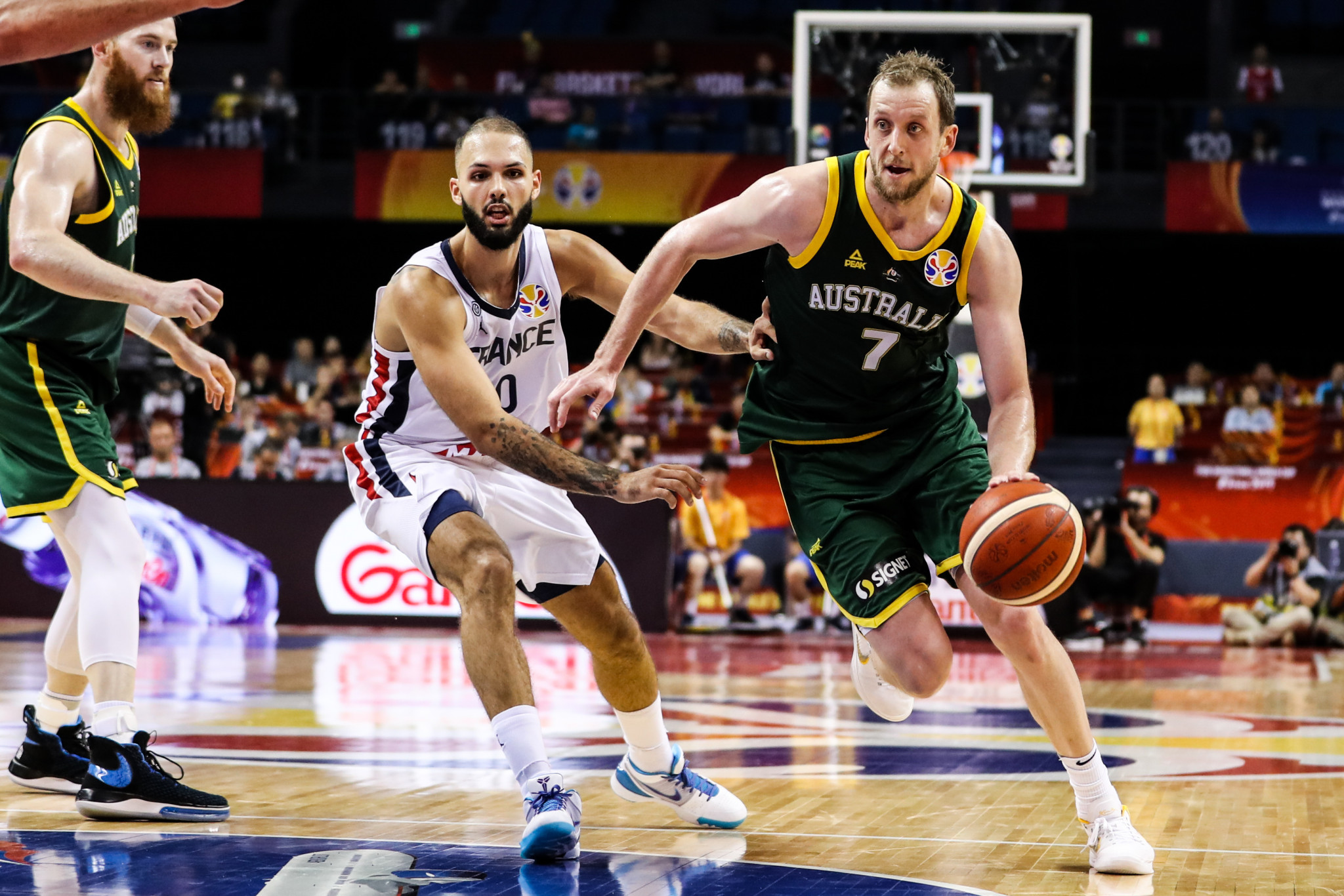 Ingles determined to end Australia's basketball medal drought with Tokyo 2020 gold