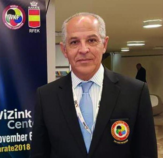 Cherif declared Honorary President of Tunisia Karate Federation