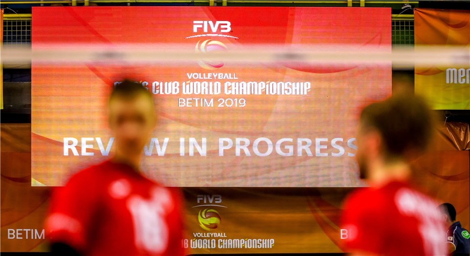The FIVB has cancelled this year's Volleyball Club World Championships ©FIVB