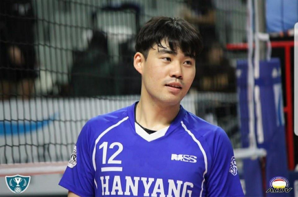 Yongwoo Lee has been selected as one of the FISU-RIOU scholarship recipients ©FISU