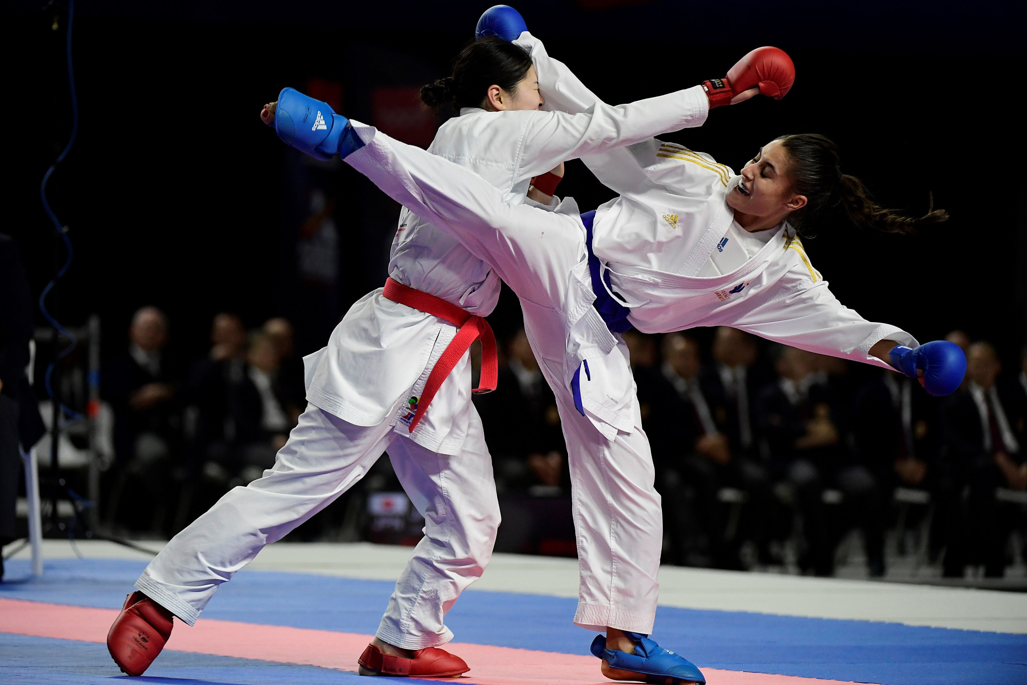 World Karate Federation one of three IFs to join Global Esports Federation