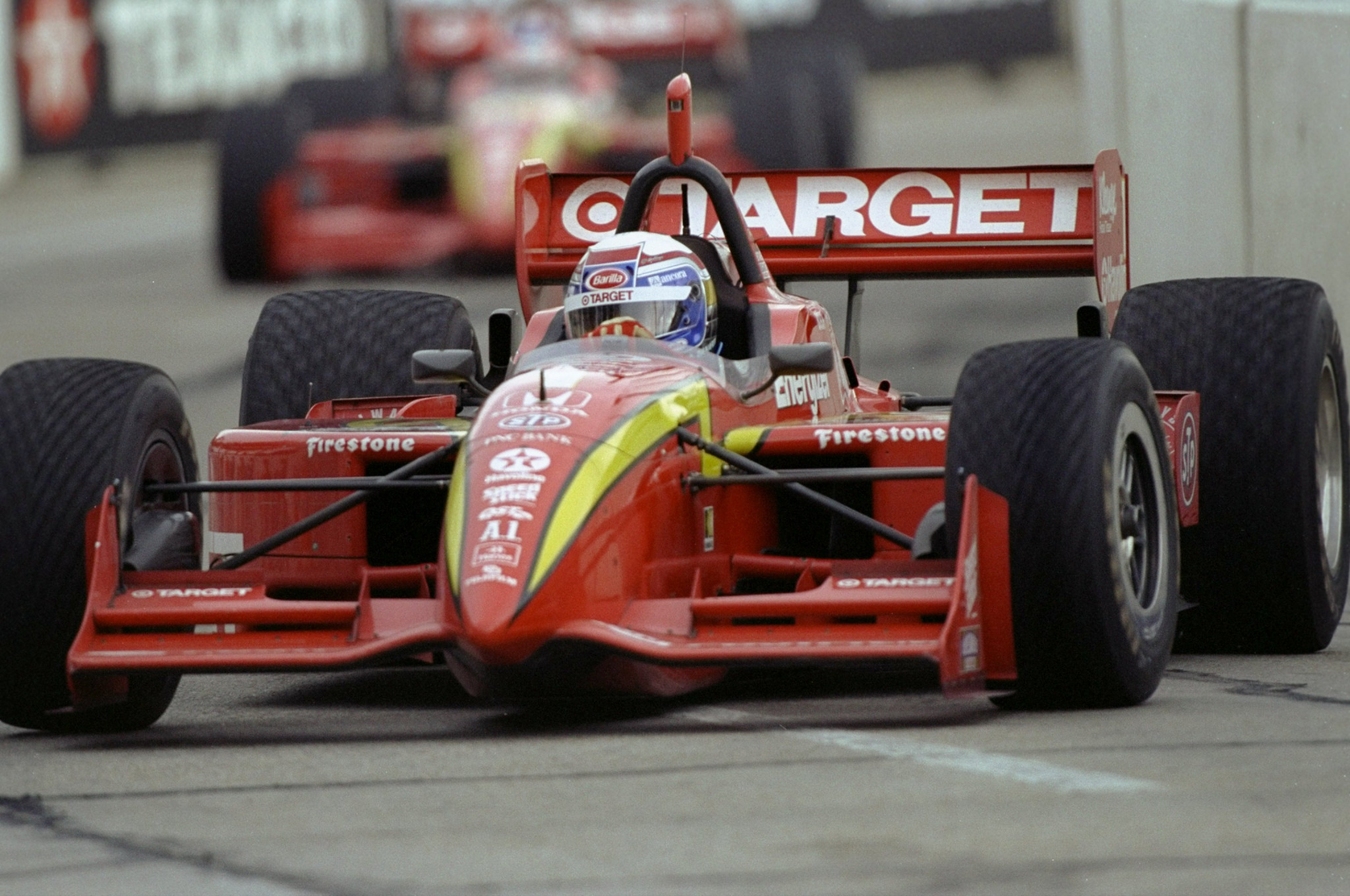 Alex Zanardi was a two-time CART champion in the 1990s ©Getty Images