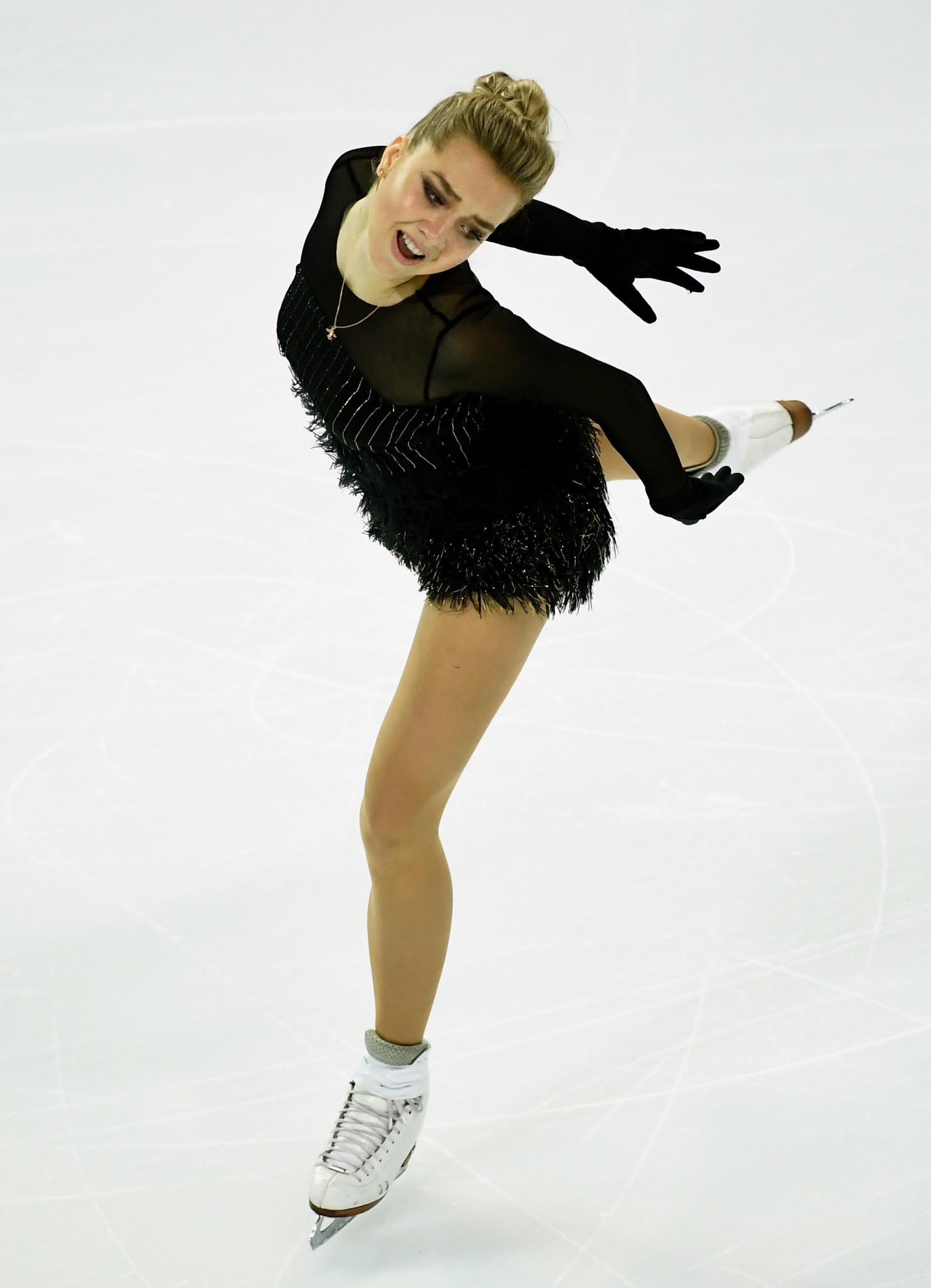 Russian figure skater Radionova retires aged 21