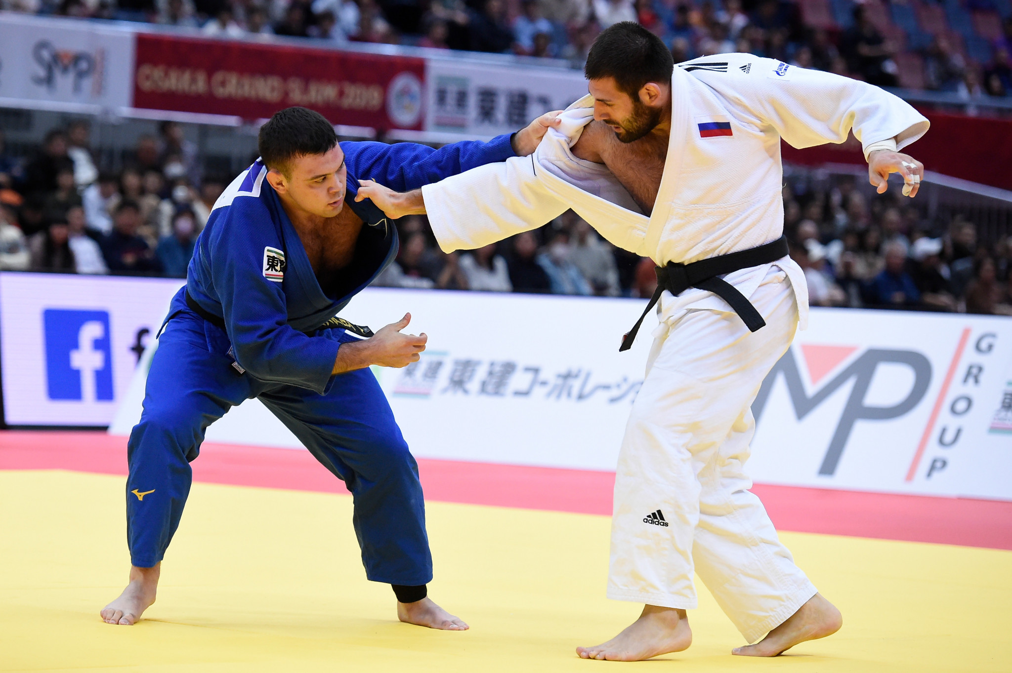 """IJF cancels Tokyo Grand Slam due to """"continued uncertainty"""" over COVID-19"""