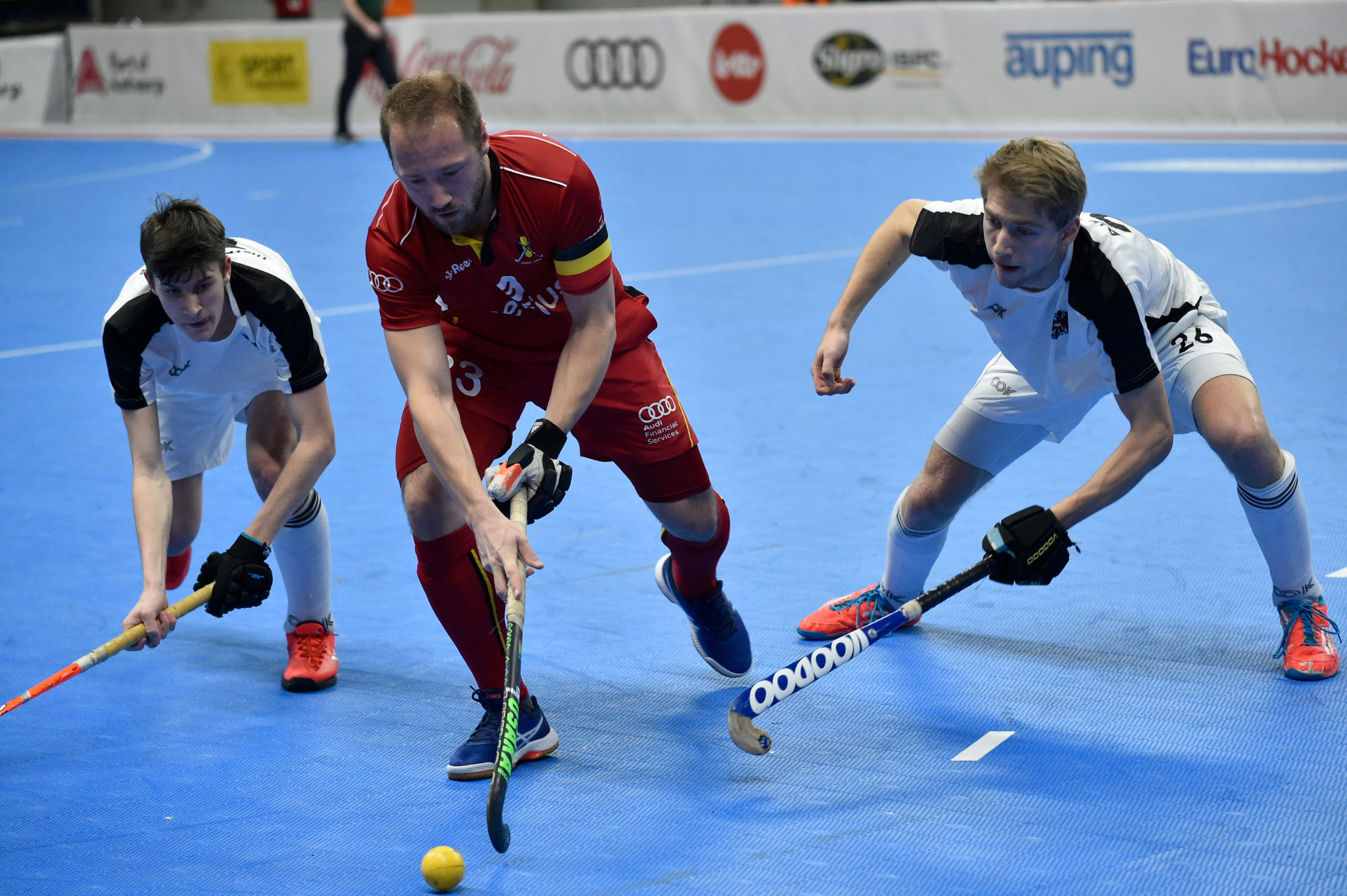 """FIH Indoor Hockey World Cup moved from 2021 to 2022 due to COVID-19 """"uncertainties"""""""