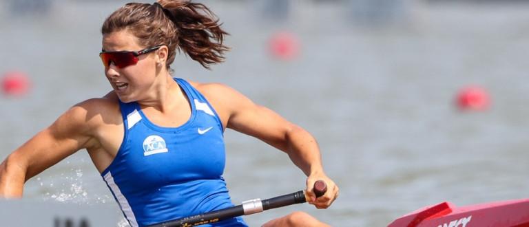 World champions Harrison and Kopasz among stars at Canoe Sprint World Cup in Szeged