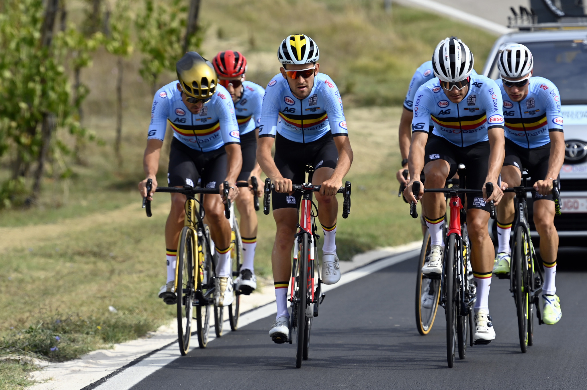 The Management Committee meeting was held alongside the UCI Road World Championships ©Getty Images