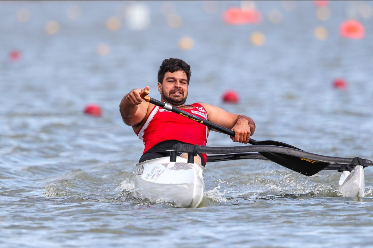 Kiss and Swoboda star as Russia dominate first day of ICF Paracanoe World Cup