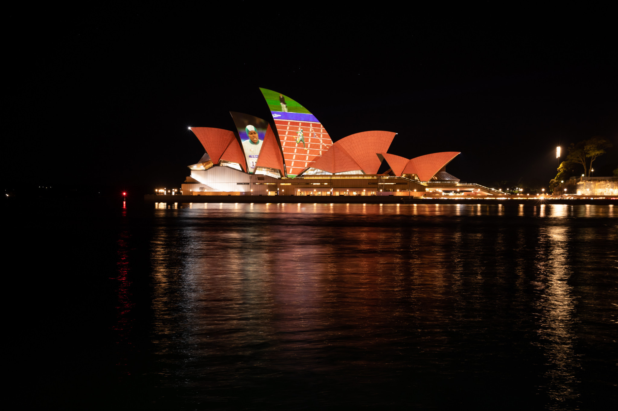 Freeman's golden moment at Sydney 2000 preserved using synthetic DNA technology