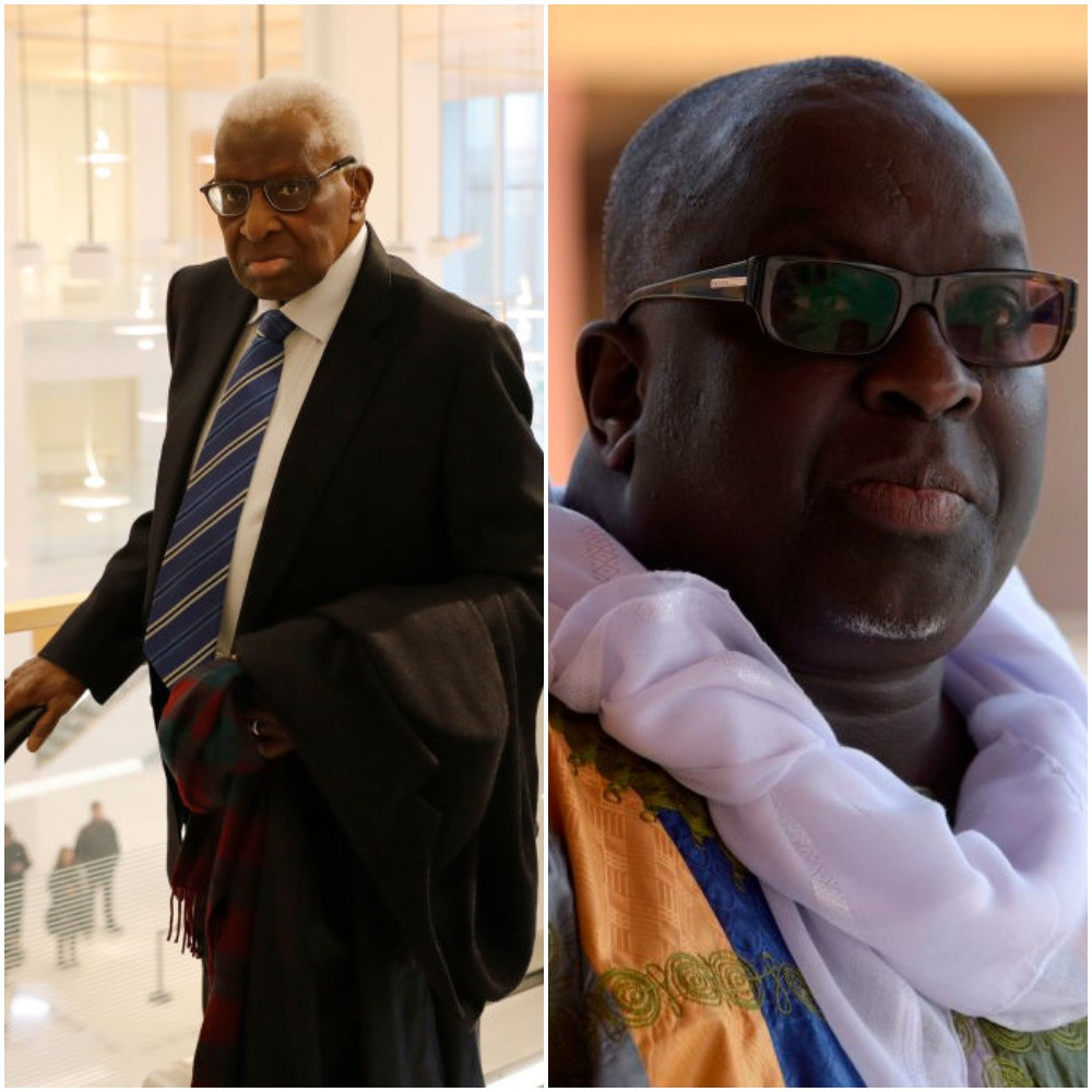 More than $55 million transferred to and from Diack accounts linked to Russian doping and Olympic vote corruption claims