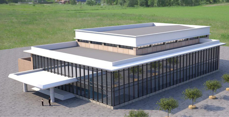 Sambists involved as Olympic sports complex launches in Mongolia