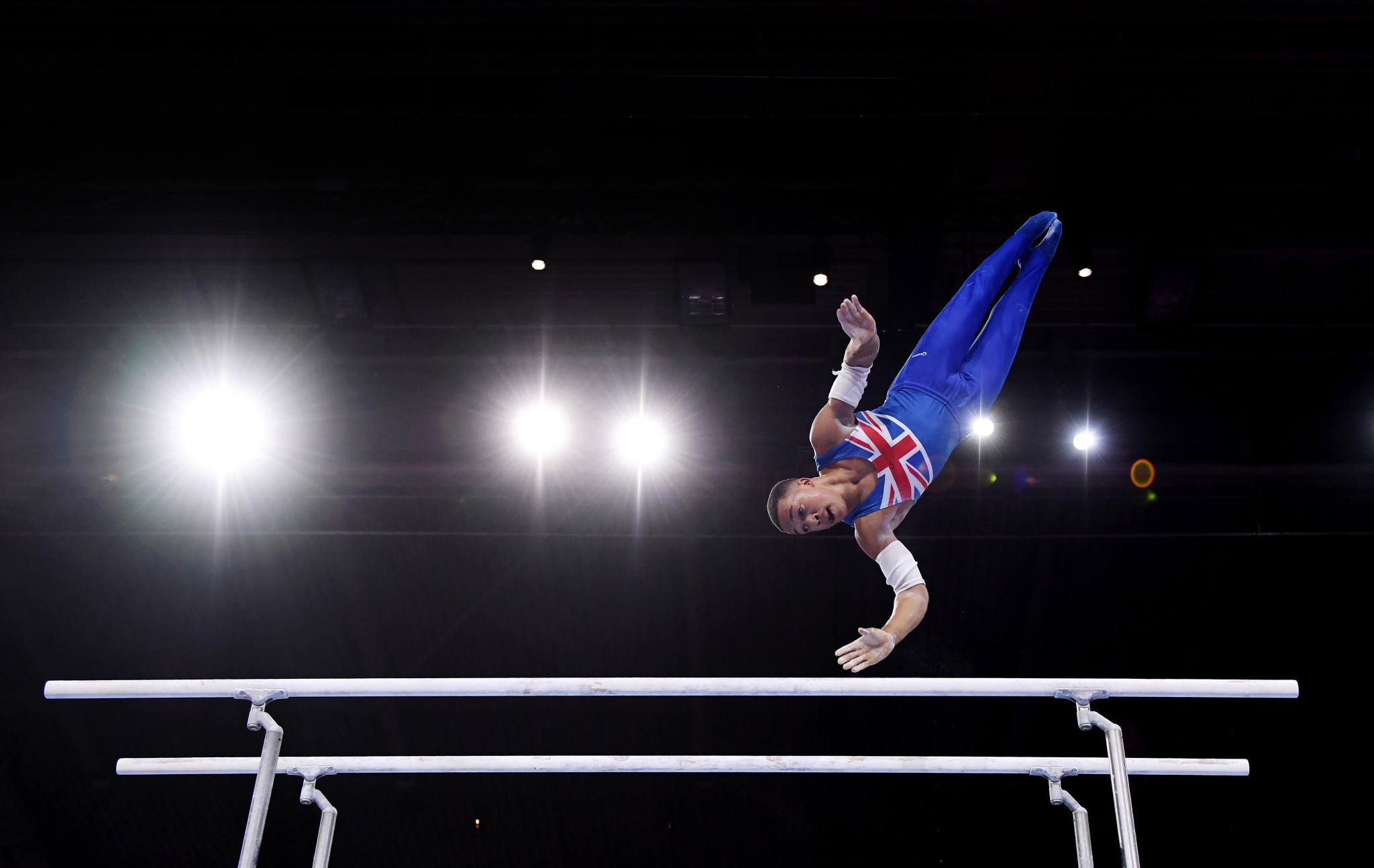 This year's European Gymnastics Championships will not offer athletes the chance to qualify for the Olympics ©Getty Images
