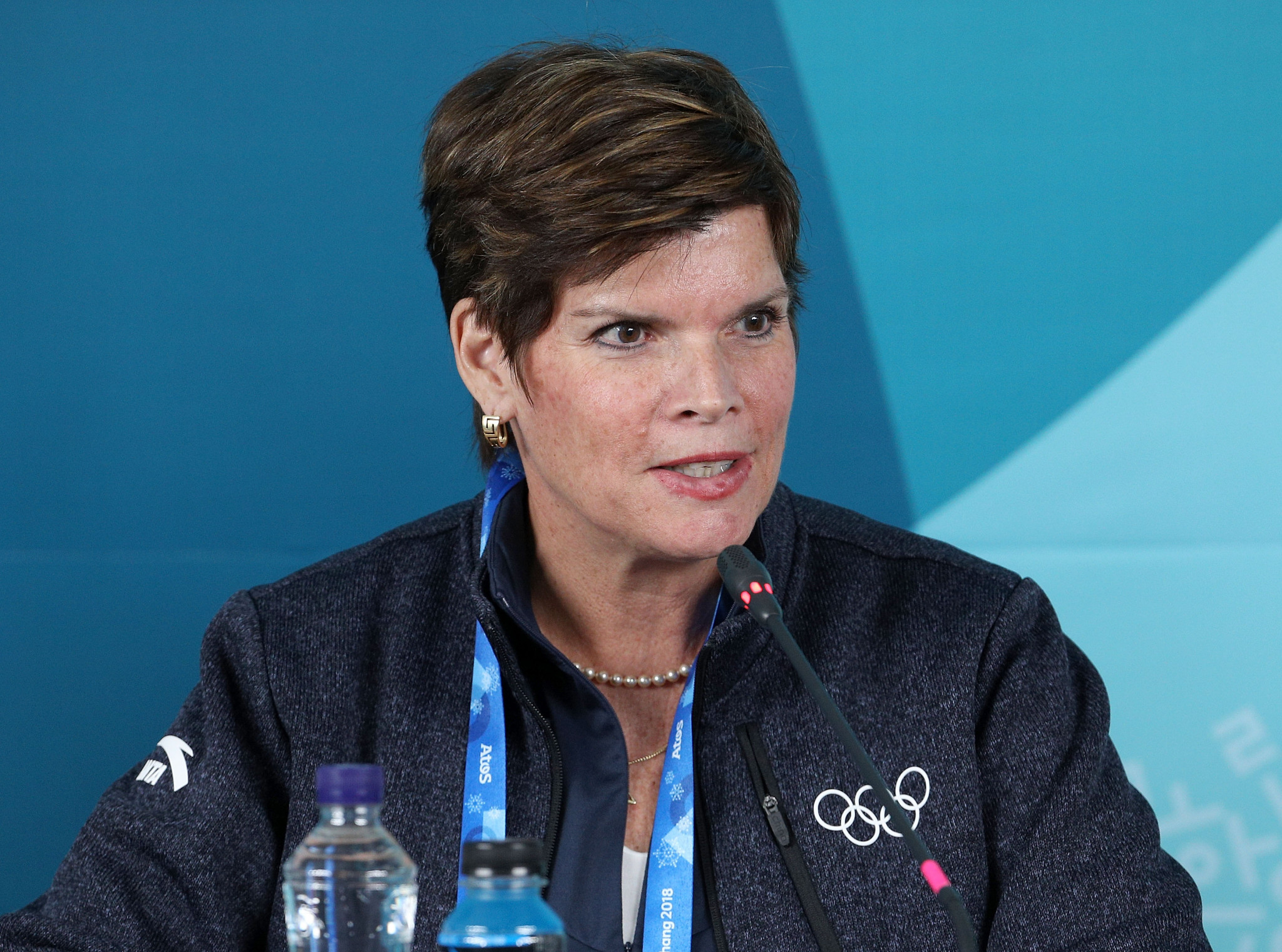 IOC Executive Board member Nicole Hoevertsz participated in the virtual forum ©Getty Images