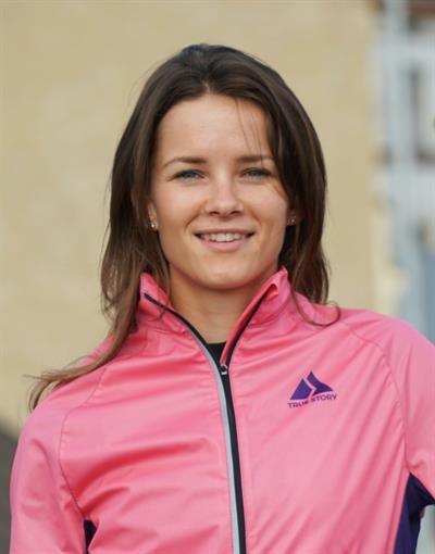 Sandra Grosberga has won the World Games Athlete of the month for September ©IOF