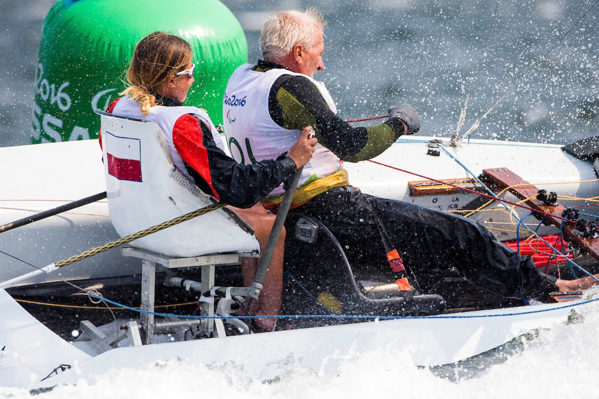All the candidates in the World Sailing Presidential election claim to be committed to getting back into the Paralympic Games after it was dropped following Rio 2016 ©World Sailing