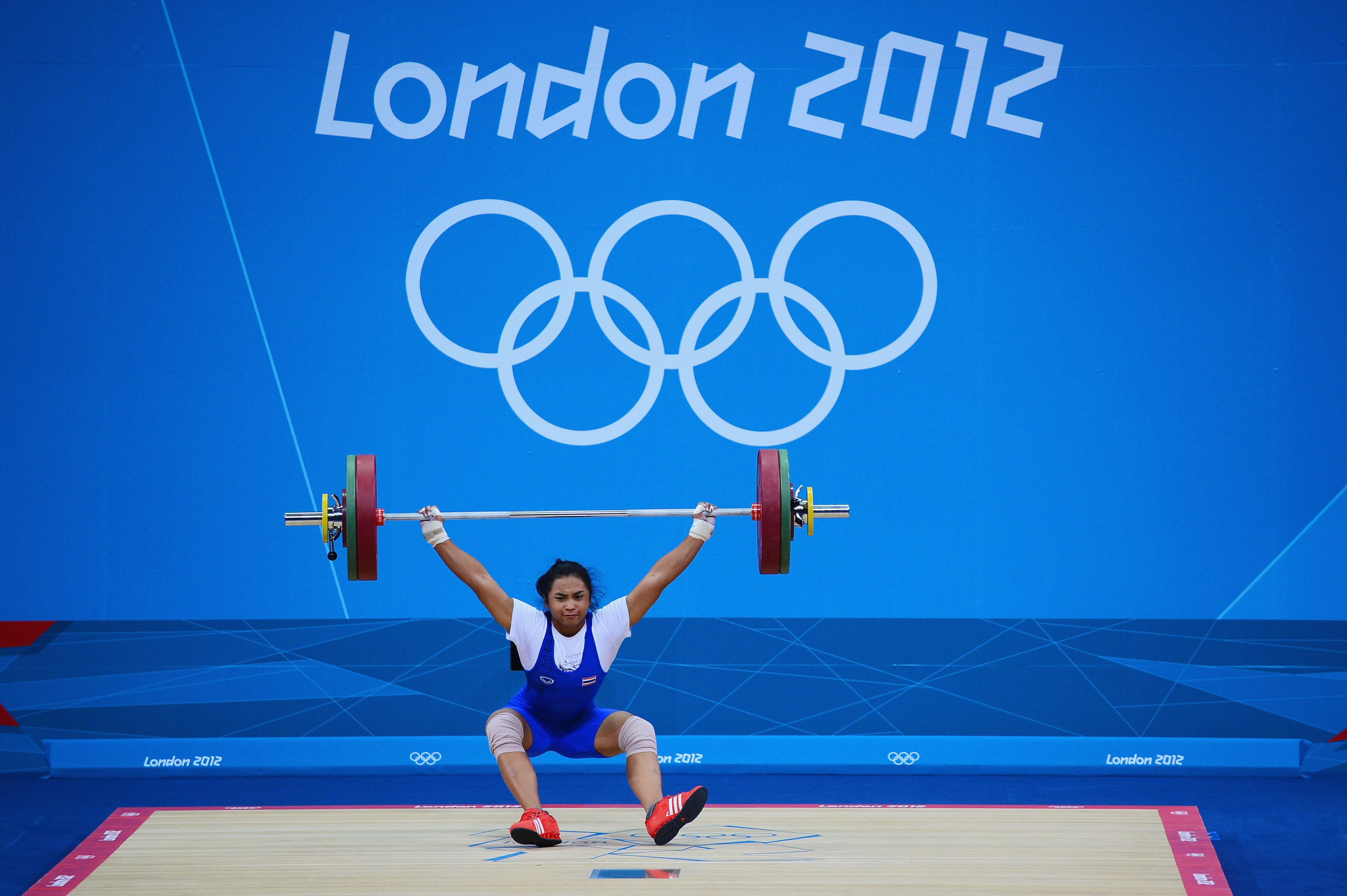 """Thai weightlifter in TV documentary """"confession"""" could lose Olympic medal after being charged by IWF"""