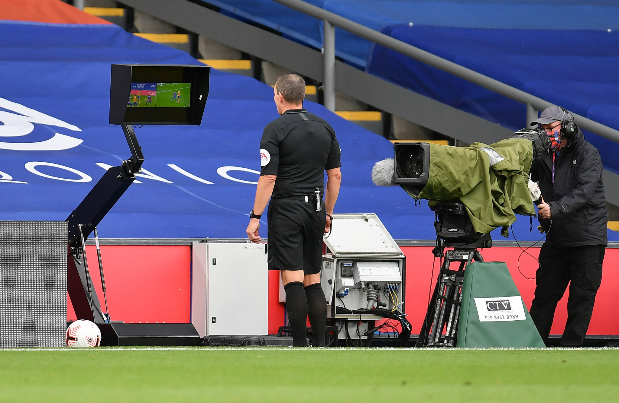 The handball rule introduced because of VAR has been criticised by many ©Getty Images